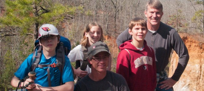 Camping Schedule for 2014 – 2015