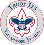 BSA Troop 115 Logo